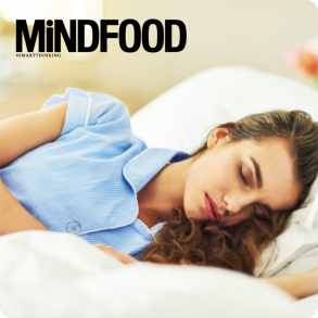 Mindfood – Dealing With Sleep Issues